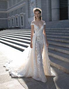 World Exclusive | Berta Wedding Dress Collection 2016 | Bridal Musings Wedding Blog 1