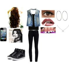 """Untitled #28"" by angely-resendiz on Polyvore"
