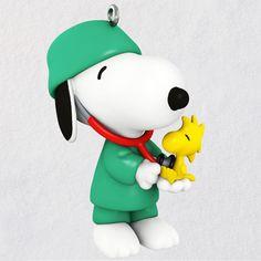 Peanuts® Spotlight on Snoopy Doctor Snoopy Ornament - Keepsake Ornaments - Hallmark $14.99