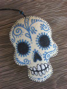 Sugar skull!
