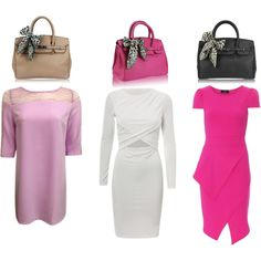 One Bag Three Looks by Saturday Night Fashion on Polyvore
