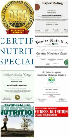 Nutrition Certification Course Become A Certified Nutrition Coach And Nutritionist Through