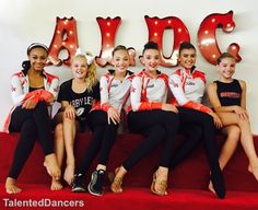 girls at aldc la [do not untag] @TalentedDancers