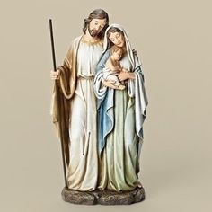 12 Joseph's Studio Holy Family Religious Christmas Tabletop Figure 32281543 | ChristmasCentral