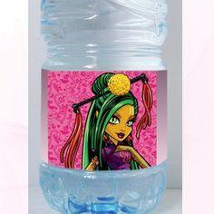 Etiquettes bouteilles Monster high Jinafire