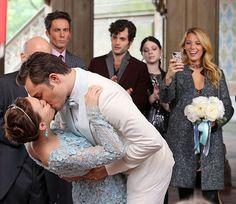 Chuck and Blair's Wedding