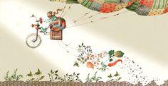 """ Illustrations by Holly Clifton "" Detailed Drawings, Children's Book Illustration, Whimsical Art, Cartoon Styles, Art Google, Art Day, Lovers Art, All Art, Book Design"