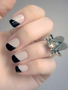 #beige-black French #janonitta