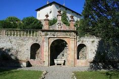 Real estate Italy, Tuscany property for sale, Lucca Historic villa hills north. www.lucaevillas.it #italianproperty