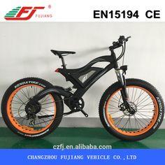 Source 500W electric bike, electric bike kit, fat mountain bikes electric on m.alibaba.com