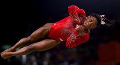 Simone Biles Wins Third Gold Medal Of Rio Games On The Vault