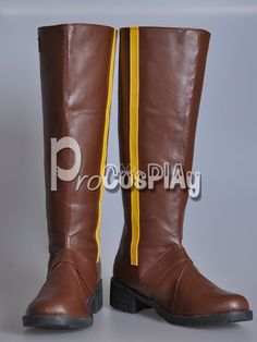 RWBY Yang Xiao Long Cosplay Boots Shoes on Etsy, $59.00