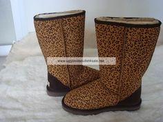 Classic Tall Ugg Boots 5815 Leopard