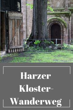 Wandern und übernachten in historischen Klöstern - das könnt Ihr im Harz.   #harz #kloster #Wandern #niedersachsen