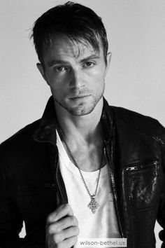Wilson Bethel from H