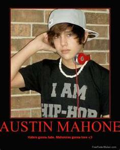 Austin mahone the hip hop hottie back in the little days