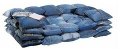 Если джинсы стали малы, велики, не нужны.... - Ярмарка Мастеров - ручная работа, handmade