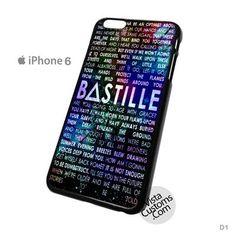 Bastille Lyric Art Nebula New Hot Phone Case For Apple, iPhone, iPad, iPod, Samsung Galaxy, Htc, Blackberry Case