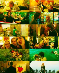 Across The Universe--beautiful movie that personifies The Beatles music <3