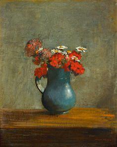 Odilon Redon  (born Bertrand-Jean Redon; French: [ʁədɔ̃]; April 20, 1840 – July 6, 1916) was a French symbolist painter, printmaker, draughtsman and pastellist.
