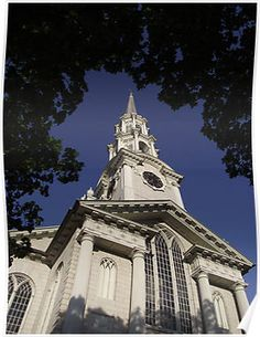 First Unitarian Church, Providence, Rhode Island by I {heart} Rhody New England States, Newport Rhode Island, Church Building, Place Of Worship, Cathedrals, Massachusetts, Places To See, Art Photography, Ocean