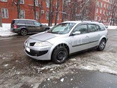 дизельки: Продажа Renault Megane II Рестайлинг 1.5d MT (80 л...