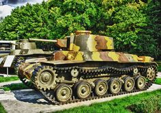 "Japanese WWII Medium Tank Type 97 Shinhoto Chi-Ha   九七式中戦車 チハ     Японский средний танк ""Тип 97 Шинхото Чи-ха"" | por Peer.Gynt"