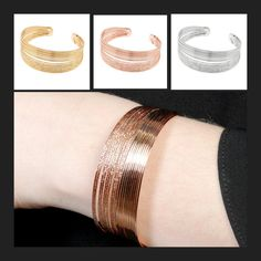 Bangles, Bracelets, Jewelry, Fashion, Moda, Jewels, Fashion Styles, Schmuck, Jewerly