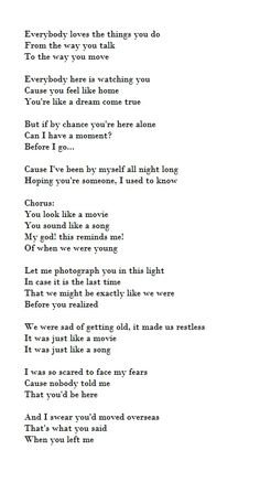 Young voices song lyrics