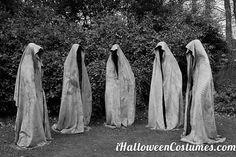 hood people couple costumes - Halloween Costumes 2013