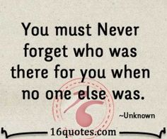 who was there quotes