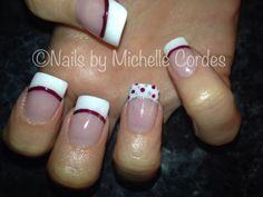 Acrylic nails by Michelle Cordes