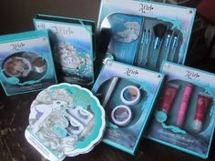 Limited Edition e.l.f. Disney Ariel Complete Makeup Collection BNIB