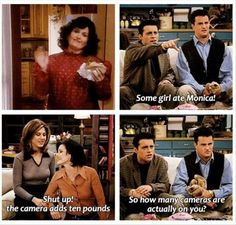funny friends tv show pictures -- one of my favorite quotes! Friends Tv Show, Tv: Friends, Serie Friends, Friends Moments, I Love My Friends, Friends Forever, Monica Friends, Chandler Friends, Ross Geller
