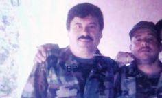 El nuevo retrato de Joaquín El Chapo Guzmán Loera, líder del cártel de Sinaloa. Foto: Borderland Beat