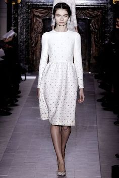 Valentino, Haute Couture Paris, Spring 2013