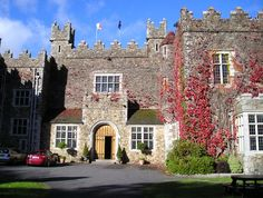 Castle Hotels In Ireland Castles Homes Waterford Stay