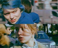La vie d'Adele. (blue is the warmest color).