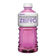 Powerade Ion4 Grape Zero Calorie Sports Drink 32 oz