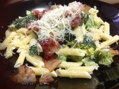 recipe using eggs. It's delicious, creamy and more importantly, it never went wrong. easy pasta carbonara with broccoli