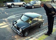 Really small car