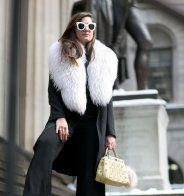 Idée de tenue d'hiver - Marie Claire