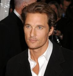 Matthew McConaughey gets loudest cheers at Oscars luncheon | UNB Connect