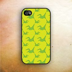 Crane Origami Green iPhone 5 Case iPhone 4 Case by CaseOddity, $15.99