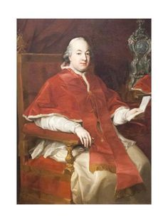 size: Giclee Print: Portrait of Pius Vi, Pompeo Batoni, Vatican Museums, Rome, Italy : Pope Of Rome, Rome Italy, Vatican, Gradient Color, Find Art, Framed Artwork, Giclee Print, Art Prints, Portrait