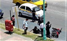 Política y Sociedad: Policíacas / Imprudencia de ambas partes ocasiona ...