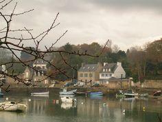 La Foret Fousenant, France