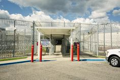 The Harrison county adult detention center in Gulfport, Mississippi. Definition Of Insanity, Halfway House, Mental Health Treatment, Solitary Confinement, Federal Prison, Past Presidents, Broken Promises, Behind Bars, Criminal Justice