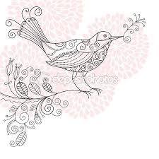 kuş çizimi ile ilgili görsel sonucu