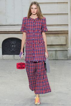 Chanel Lente/Zomer 2015 (8)  - Shows - Fashion
